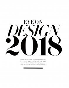 Luxe Eyes on Design